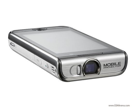 Mobile Phone with a Projector! Samsung-i7410-00