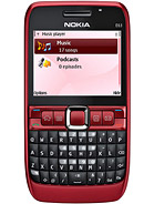 Nokia E63  MORE PICTURES