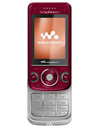 Sony Ericsson W760