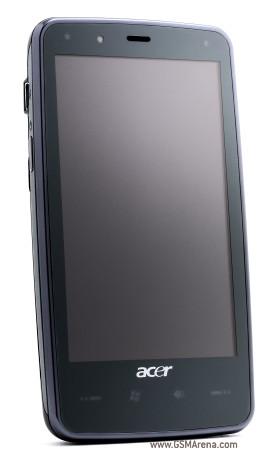 Acer F900 - Pantalla AZUL