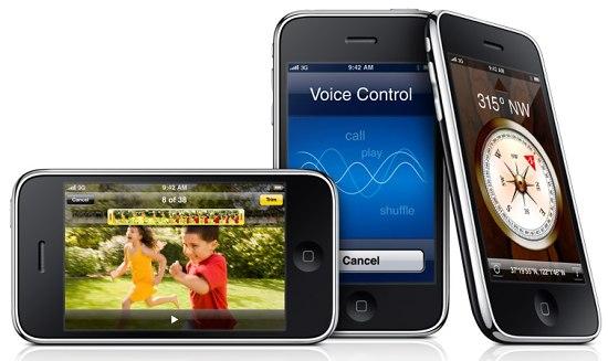 HN-[Hotnew] Mobile chuyên Iphone 2G-3G-3Gs-IP4 mới 100% nguyên seal và secondhand giá cực tốt