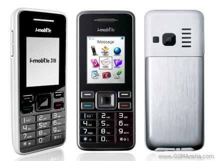 i mobile 318 01