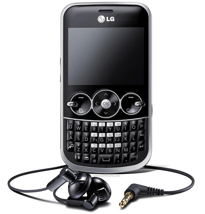LG GW300 Viewty