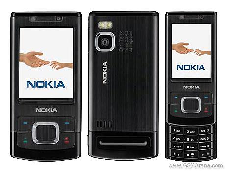 Nokia 6500 slide |نوكيا 6500