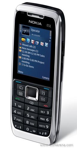 GeekPhones.ru Фотографии телефона Nokia E51