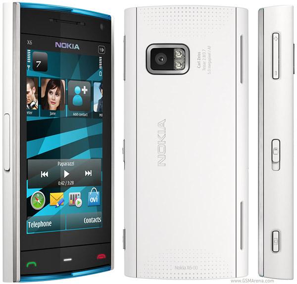 جهاز نوكيا 2010 (x6)