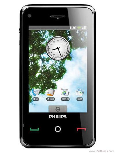 philips v808 new 1