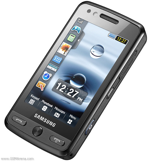 Samsung Pixon: First Touchscreen 8MP Camera Phone Coming ...