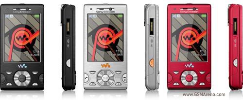 Sony Ericsson (Nuevos Modelos)